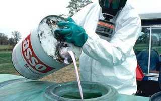 Классификация пестицидов