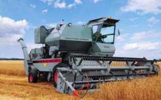 Зерноуборочный комбайн Нива СК 5: описание, характеристики и отзывы