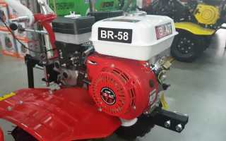 Мотоблок Brait BR-58А