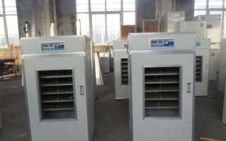 Фермерские инкубаторы для яиц: обзор ифх-250 и ифх-500