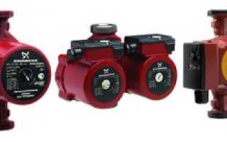 Как выбрать циркуляционный насос для системы отопления: рекомендации по выбору и монтажу агрегата