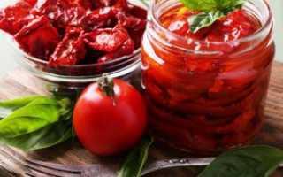 Вяленые помидоры в домашних условиях на зиму: лучшие рецепты