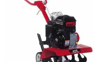Культиватор MTD 330 двигатель, цена, отзывы и навесное оборудование