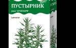Трава пустырника: польза и вред для организма человека