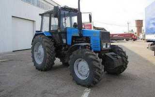Трактор МТЗ-1221: технические характеристики