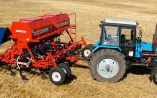 Устройство и технические характеристики трактора МТЗ-1221