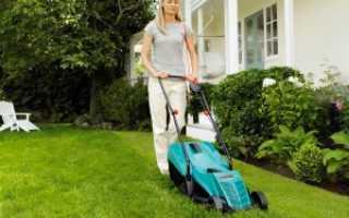 Как выбрать газонокосилку для дачи — видео, критерии выбора