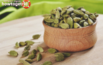 Кардамон — польза и вред для здоровья организма