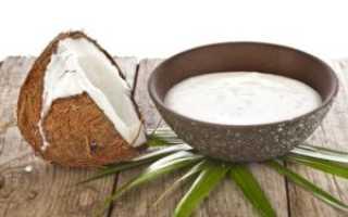 Кокосовое молоко: польза и вред, отзывы, калорийность