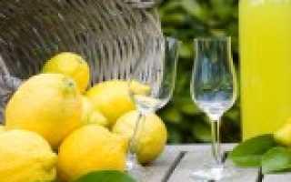 Лимончелло в домашних условиях: рецепты на водке и спирте