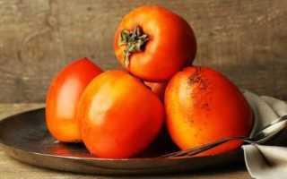 Чем полезна хурма для организма женщин? Польза и вред для здоровья женщин после 50 лет, свойства фрукта