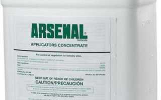 Гербицид Арсенал: самый эффективный помощник в борьбе с сорняками