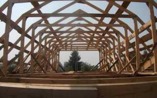 Поэтапное строительство мансардной крыши — инструкция, видео и цены на материалы