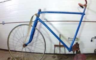 Ручной окучник для картофеля из старого велосипеда своими руками
