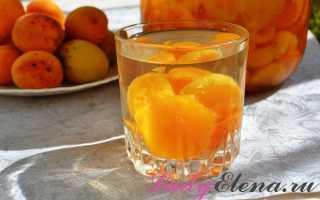 Компот из абрикосов на зиму – 6 вариантов на любой вкус