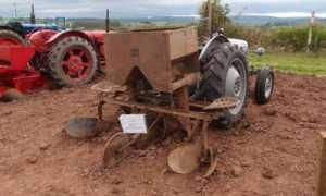 Приспособление для посадки картофеля своими руками