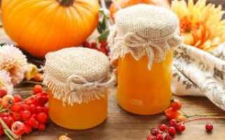 Мед из тыквы с сахаром: как приготовить, полезные свойства, противопоказания