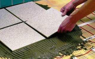 Укладка теплого пола под ламинат, плитку, линолиум — особенности монтажа