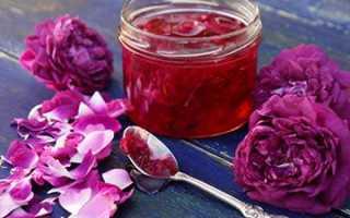 Варенье из лепестков роз: полезные свойства, старинные и современные рецепты, способ приготовления без варки