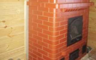 Как построить печь «голландку» в загородном доме самостоятельно