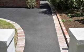 Изготовление бетонных дорожек на даче своими руками, варианты декорирования, фото