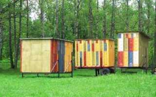 Как построить пчелопавильон самостоятельно: особенности, советы, инструкция