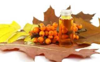 Как приготовить облепиховое масло в домашних условиях?