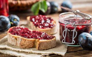 Варенье из сливы – Рецепты варенья из сливы