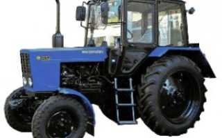 Трактор МТЗ 80: особенности и технические характеристики