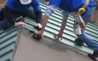 Как покрыть крышу металлочерепицей самостоятельно: советы профессионалов по монтажу своими руками, фото и видео инструкция
