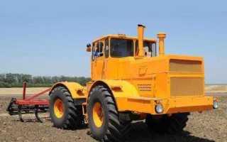 Трактор Кировец К-700, технические характеристики и модификации