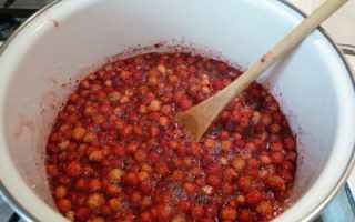 Варенье из лесной земляники «Пятиминутка» на зиму: рецепты, особенности приготовления