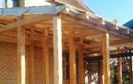 Как построить веранду своими руками — особенности строительства в этапах
