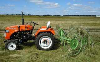 Грабли ворошилки: для трактора, сена, своими руками