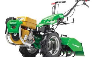 Caiman — Мотоблок Caiman 330 PRO, купить у официального дистрибьютора