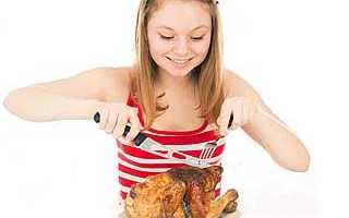 Калорийность утки, Здоровое питание