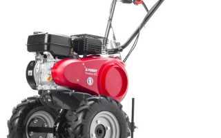 Мотоблок Pubert Transformer 60P TWK купить недорого Отзвыв