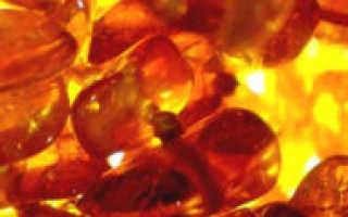 Полезные свойства янтаря и противопоказания: вреден ли необработанный материал?