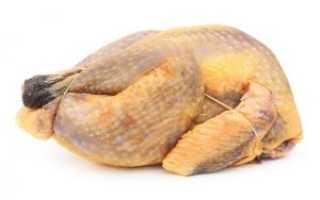 Мясо цесарки: калорийность, польза и вред, секреты приготовления